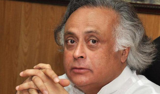 BJP 'party of Kumbhkarnas', promises underway schemes: Jairam Ramesh