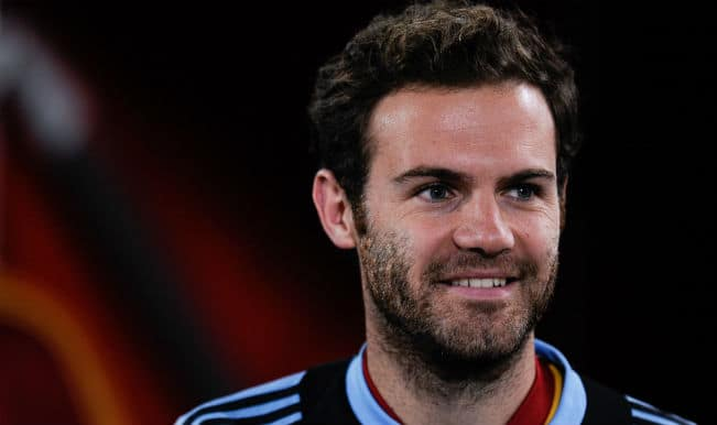 All you need to know about birthday boy Juan Mata