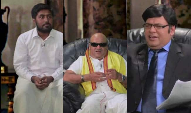 Spoof Video: Ornob questions Arunanidhi on Lok Sabha Elections