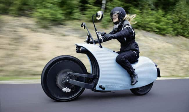 Johammer Electric Motorcycles has unveiled their work