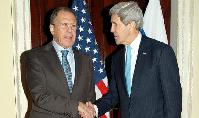 Russia faces 'costs' if it destabilises Ukraine: US State Secretary John Kerry