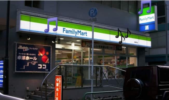 Karaoke in a convenience store? Yes, says Japan!