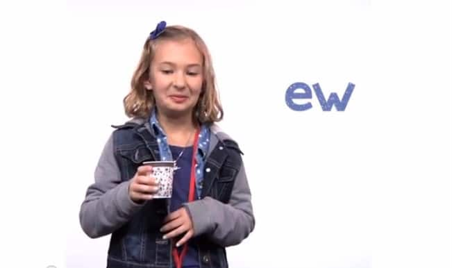 Kids tasting coffee for the first time: Watch some priceless reactions!
