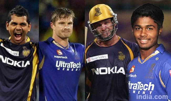 IPL 2014, KKR vs RR: Top 5 players to watch out for in Match 19
