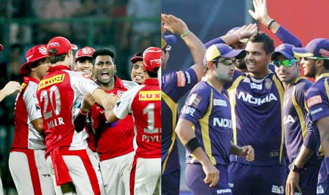 IPL 2014, KKR vs KXIP: A glance at their previous IPL duels