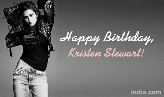 Kristen Stewart's 24th birthday: 24 lesser known facts about the Twilight star
