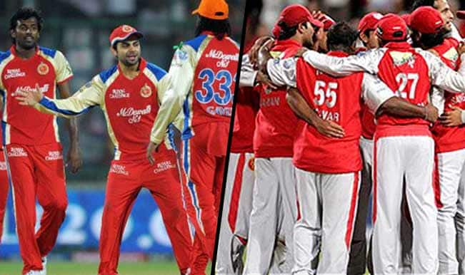 IPL 2014, KXIP vs RCB: A glance at their previous IPL duels