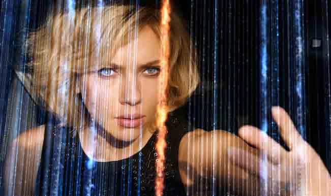 Scarlett Johansson and Morgan Freeman star in a female version of Limitless: Watch Lucy Trailer