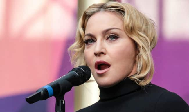 Madonna slammed for describing leafy vegetable kale as 'gay'