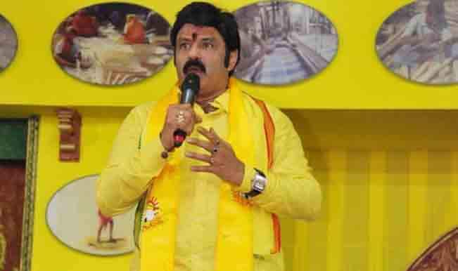 Balakrishna to contest for assembly from Hindupur