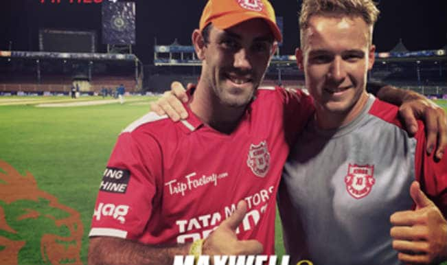 Kings XI Punjab (KXIP) vs Sunrisers Hyderabad (SRH) IPL 2014: Ready for another Maxwell & Miller run feast