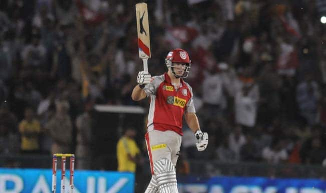 Rajasthan Royals (RR) vs Kings XI Punjab (KXIP), Live Cricket Score, IPL 2014: Match 7 at Sharjah
