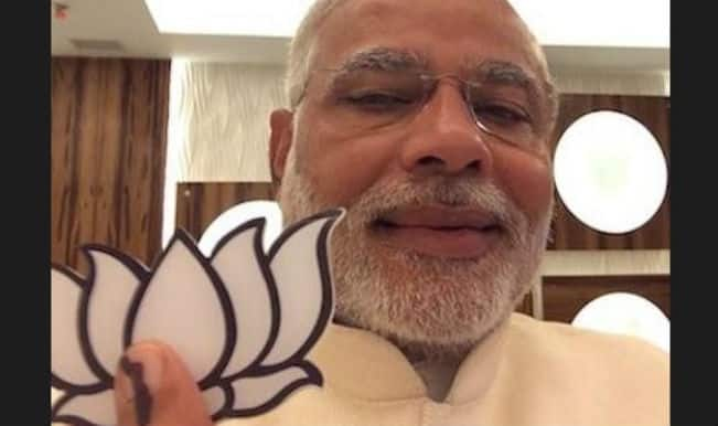 Narendra Modi casts his ballot in Gandhinagar, says elections are like festival