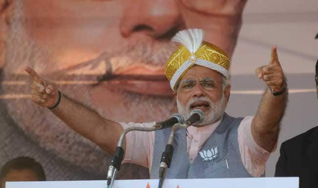 Narendra Modi to address Bengal rally Sunday