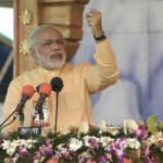 Give an opportunity to the son of the land to serve the nation, says Modi in Gujarat