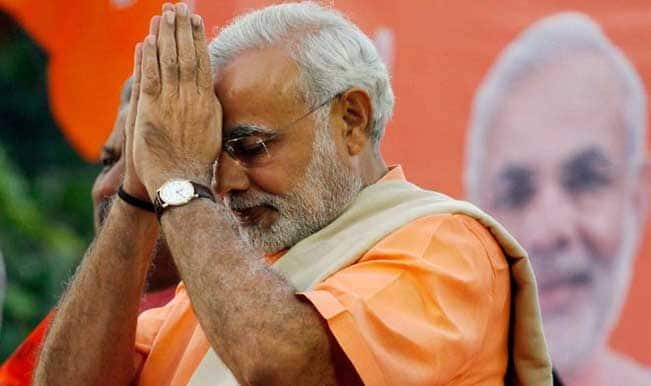 Ambedkar Jayanti: Narendra Modi says Congress insulted chief architect of Indian constitution