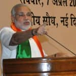 Sonia, Rahul destroyed the country: Narendra Modi