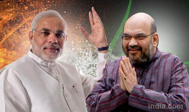 Image result for modi shah