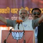 Narendra Modi says corruption and loot present in Congress DNA