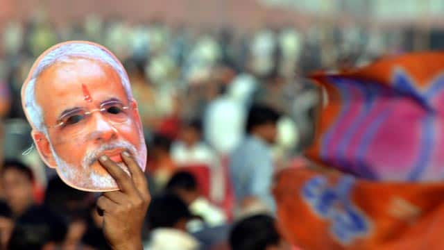 Congress-NCP alliance in Maharashtra hit by Modi wave: BJP