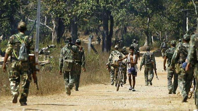 Chhattisgarh: 3 women Naxals killed in skirmish with security forces