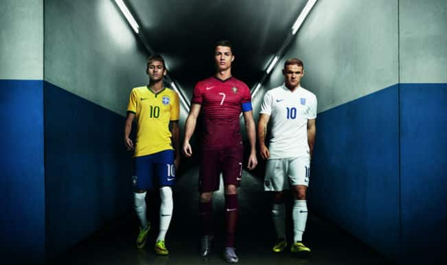 Cristiano Ronaldo, Neymar and Wayne Rooney 'Risk Everything' in Nike ad