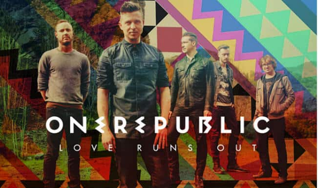 New single by One Republic 'Love Runs Out' leaks on the Internet!