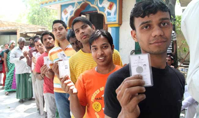 Over two-thirds vote in Daman and Diu