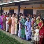 Lok Sabha Elections 2014: 84 percent voting in Tripura, 72.5 percent in Assam