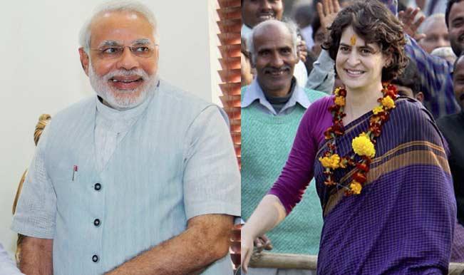 Priyanka Gandhi escalates the poll pitch: Questions Narendra Modi's childish behaviour