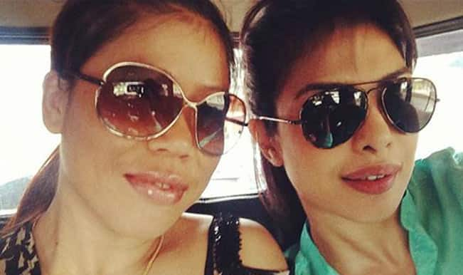 Priyanka Chopra on Mary Kom film: Inspiring to do every scene!