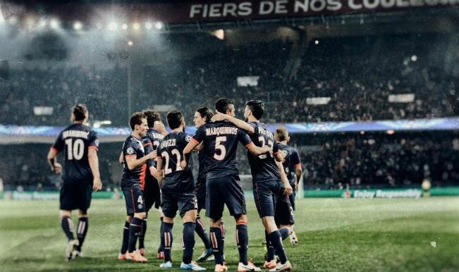 Paris Saint Germain Vs Chelsea Live Streaming, Champions League 2014