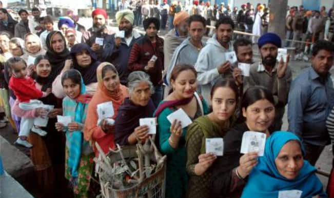 Punjab begins voting for 13 Lok Sabha seats amid tight security