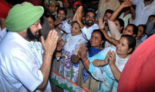 Amritsar battle takes away spotlight from Bathinda polls