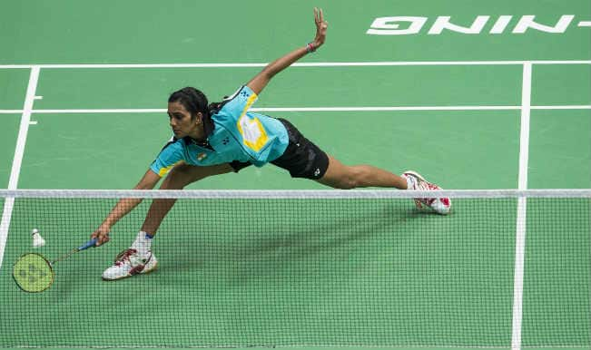 Sindhu settles for bronze in Asian championship