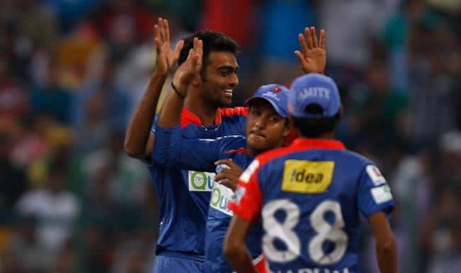 Sunrisers Hyderabad vs Delhi Daredevils, IPL 2014: Finch and Warner thrust SRH to 184 against DD
