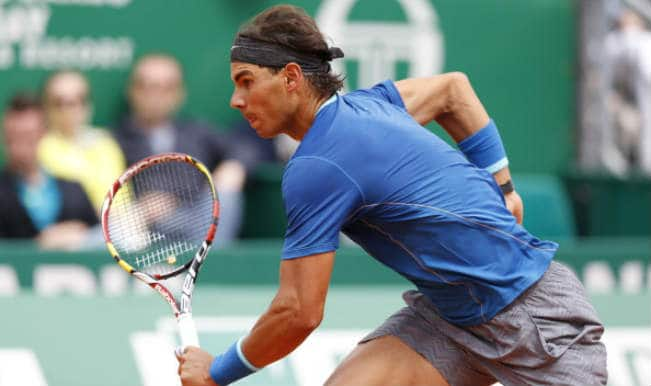 Rafael Nadal joins the list of sports players turned victims of wardrobe malfunction!