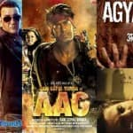 Which are filmmaker Ram Gopal Varma's biggest flop movies?