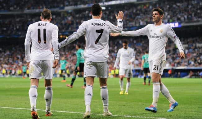 Real Madrid look to beat Bayern Munich and book Champions League final berth