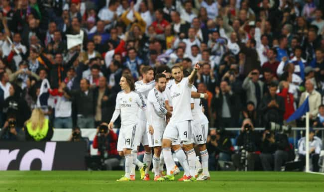 Champions League: Real Madrid hold on to 1-0 win against Bayern Munich