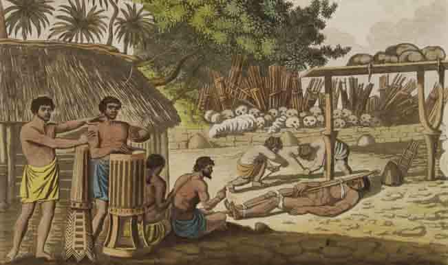 3 barbaric ancient practices that will make your skin curl