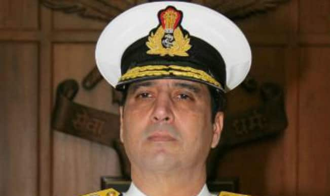 Robin K Dhowan takes over as new Indian Navy chief
