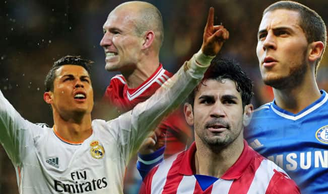 Champions League: Bayern Munich to face Real Madrid in semi-finals