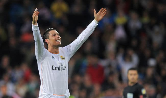Cristiano Ronaldo's brace against Bayern Munich sends Real Madrid to first Champions League final in 12 years