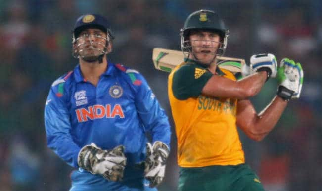 India vs South Africa ICC World T20 2014 Semi-finals: India to chase 173 after bowlers disappoint