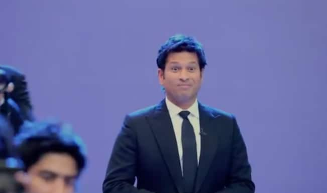 So sorry: Celebrating Sachin's birthday on a lighter note