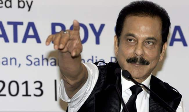 Subrata Roy seeks modification of SC order for his release