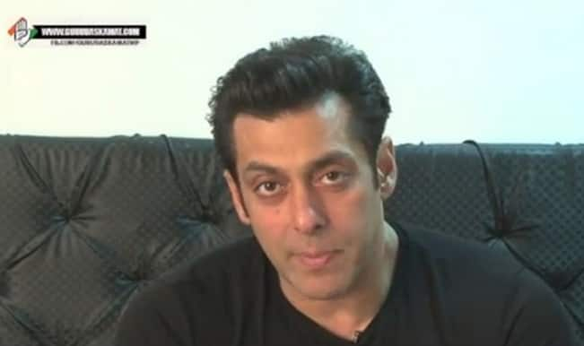 Watch video: Salman Khan endorses Congress leader Gurudas Kamat in Lok Sabha Elections 2014