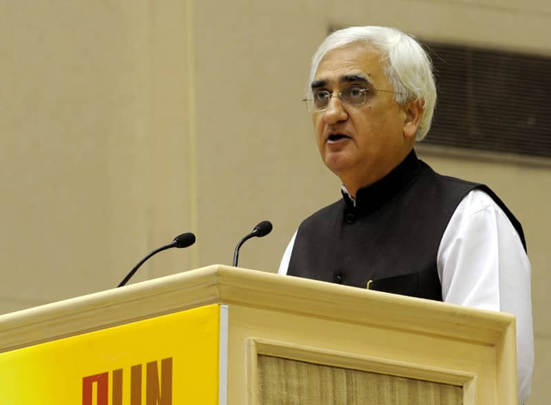 What did we gained from your global trips, voters ask Salman Khurshid