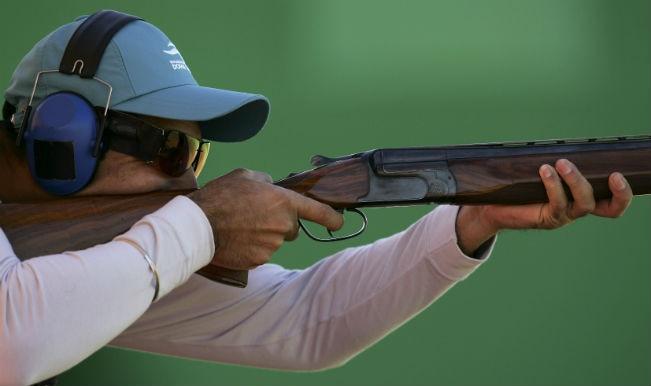 Manavjit Singh Sandhu pips Olympic champion  Michael Diamond to clinch gold